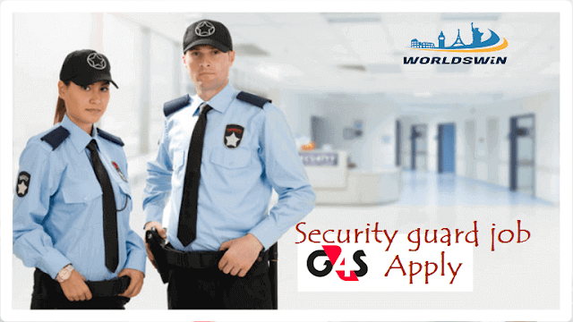 Security Guard G4s Job Openings Canada In 2020 Security Guard Jobs Job Opening Security Guard
