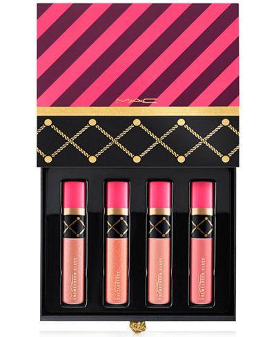 MAC Nutcracker Sweet Nude Lip Gloss Kit