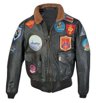 Maverick Top Gun Jacket.