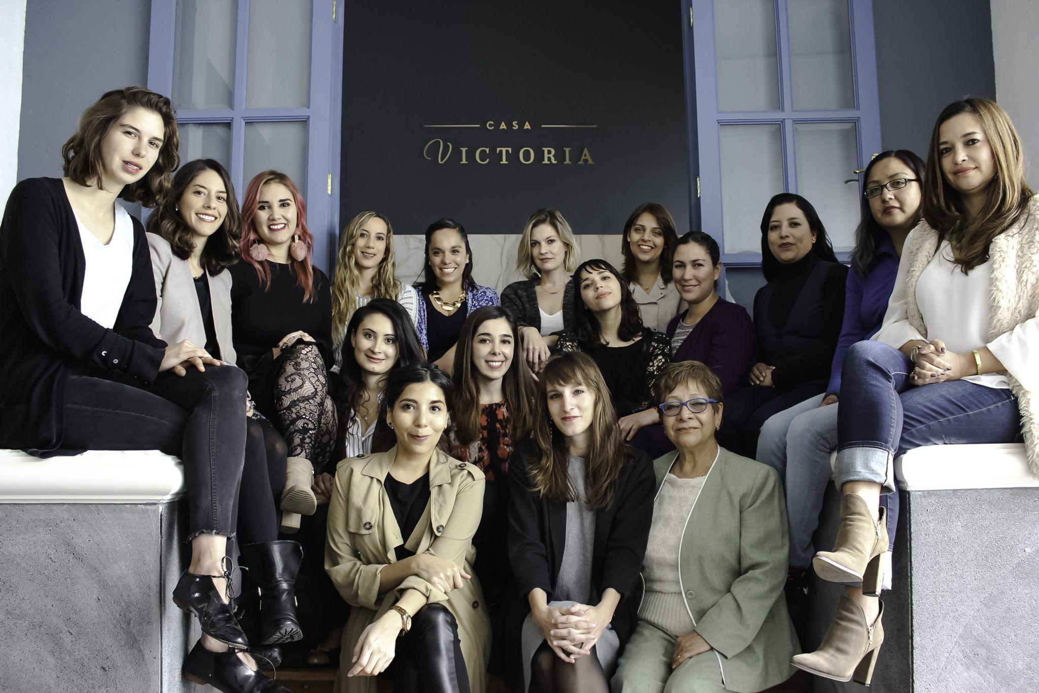 El equipo de Victoria147 -  ¡Hasta pronto! – Roru