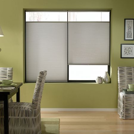 Deluxe Cordless Top Down Bottom Up Cellular Shades