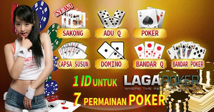 Agen poker resmi indonesia | Kartu, Mainan