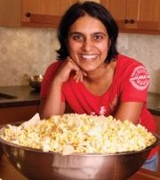 Masala Pop brings a fresh, Indian twist to the classic American snack, popcorn. Not only is their popcorn spiced with compelling flavors and the perfect mix of sweet and salty, but it is also made from non-GMO, organic corn and ingredients. They believe that food, as a nexus for social life and sharing, should be made from wholesome sources that sustain the environment just as food sustains our bodies.