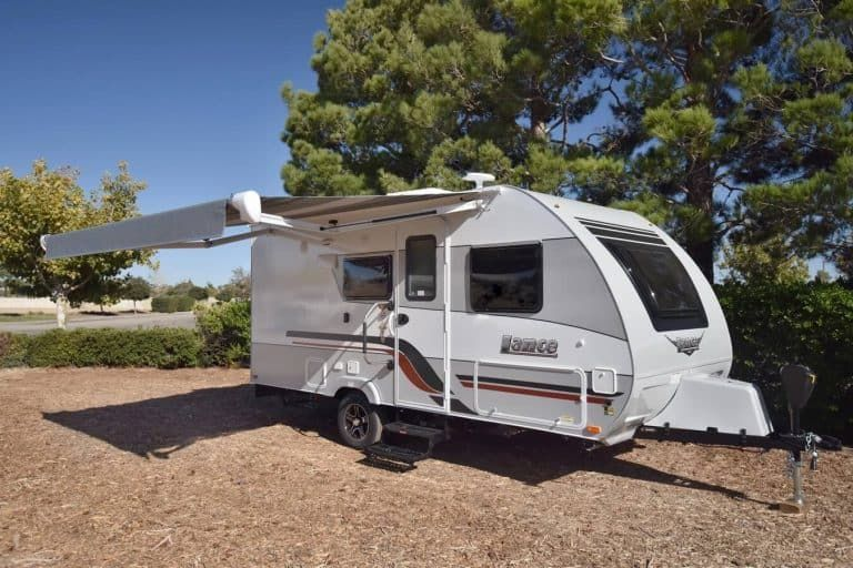 15 Fantastic Small Campers, Travel Trailers & RVs with Bathrooms & Showers - Crow Survival -  15 Fa