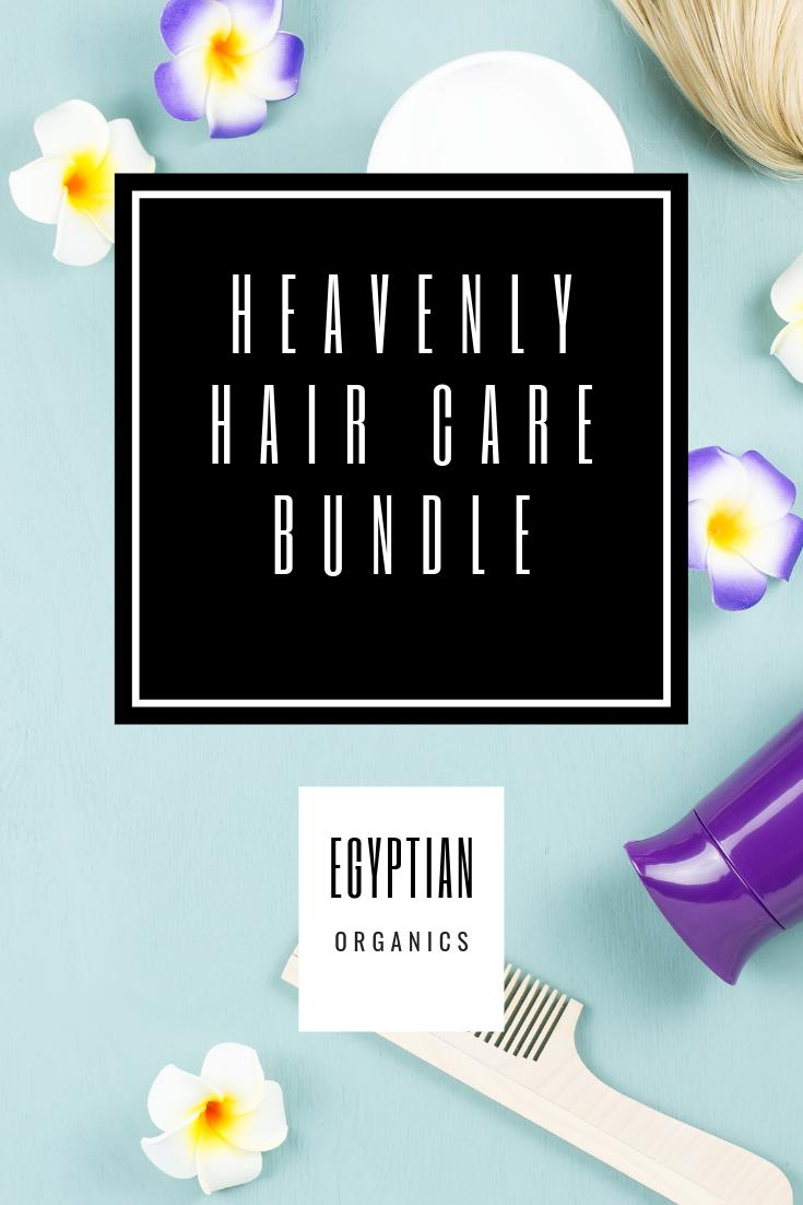 Himmlisches Haarpflege-Bundle - #bundle #haarpflege #himmlisches - #new #organichaircare