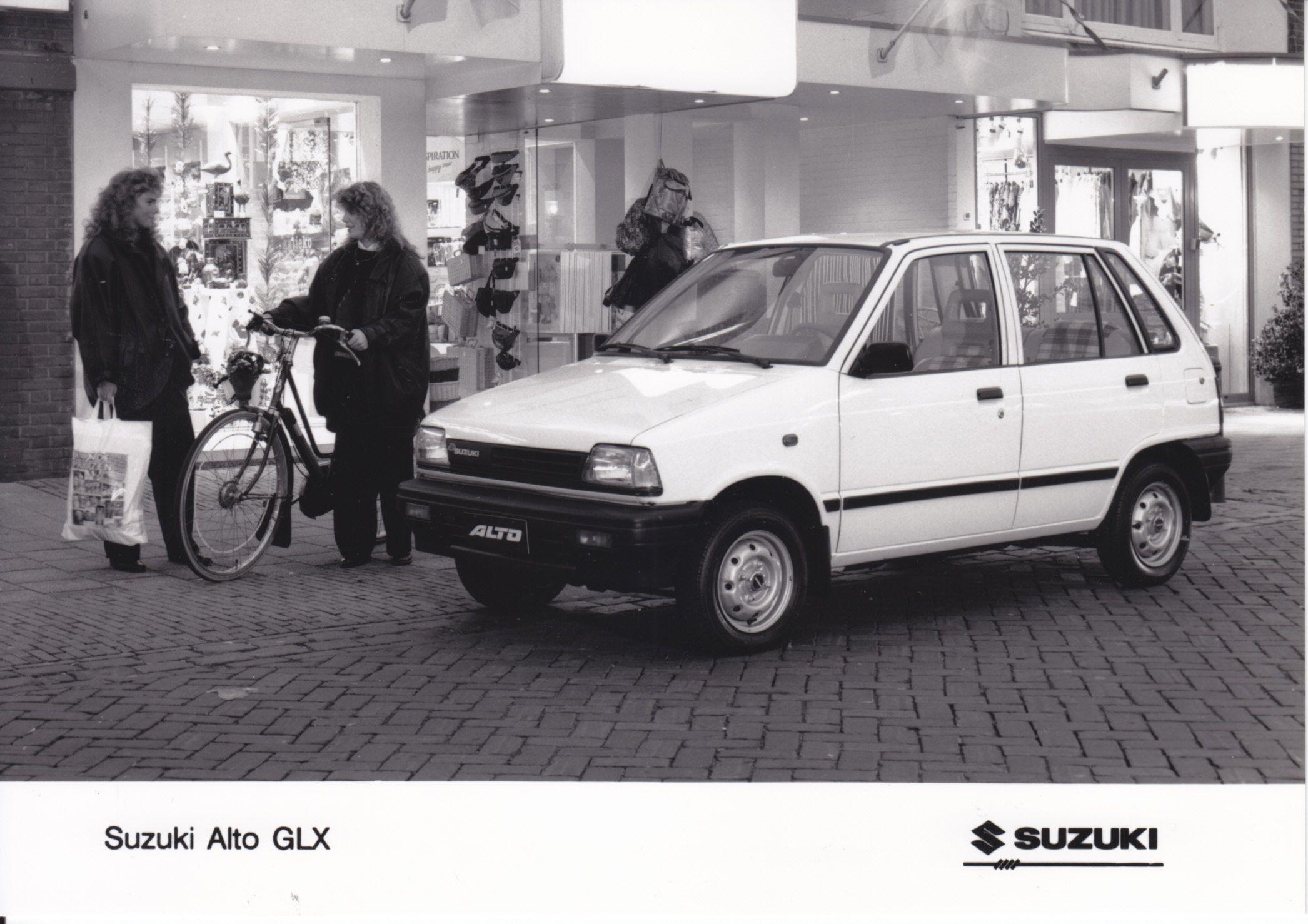 Suzuki alto glx 1989