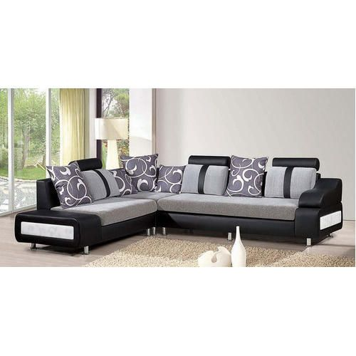 L Shape Sofa Set At Rs 35000 Id 16051603712 Luxury Sofa Sofa Set Price Living Room Sets Furniture