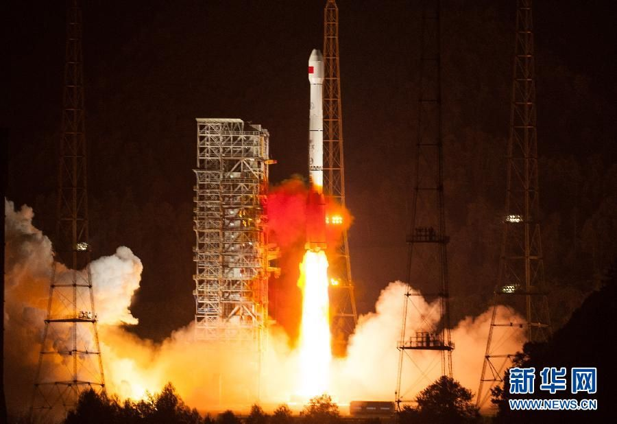 China launches another satellite for independent navigation system