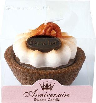 Sweet Candle: Cappucino Tart