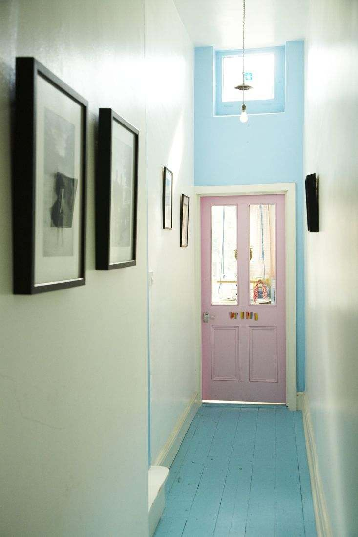 Narrow hallway colours  like the colours  Home  Pinterest  Hall Walls and Interiors