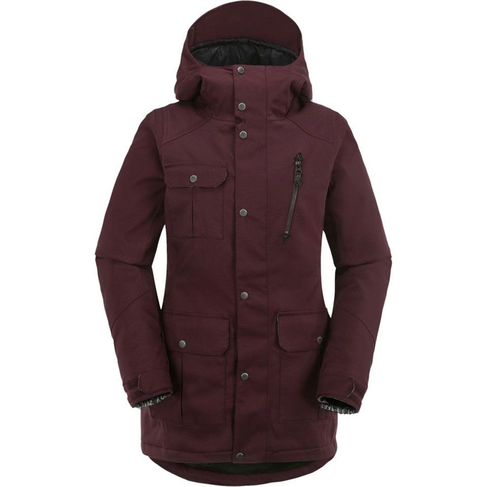 Volcom Manifest Insulated Jacket - Womens   Volcom for sale at US Outdoor  Store fd821b1d8319