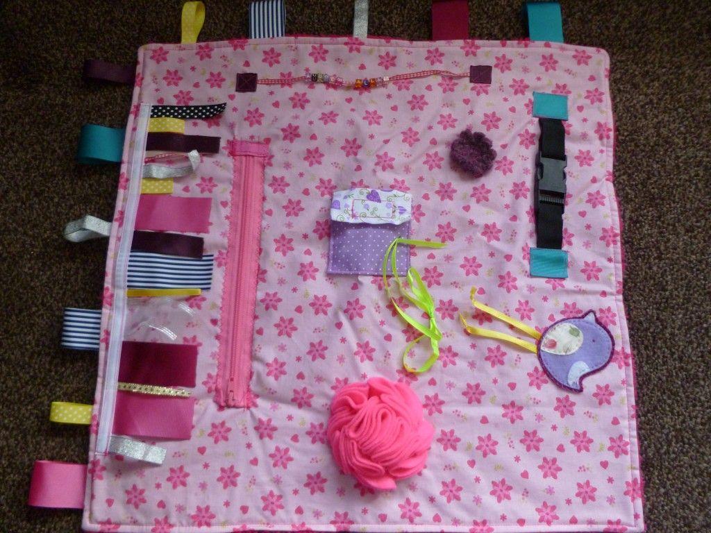 Alzheimer S Fidget Blanket Nursing Home Gifts Dementia