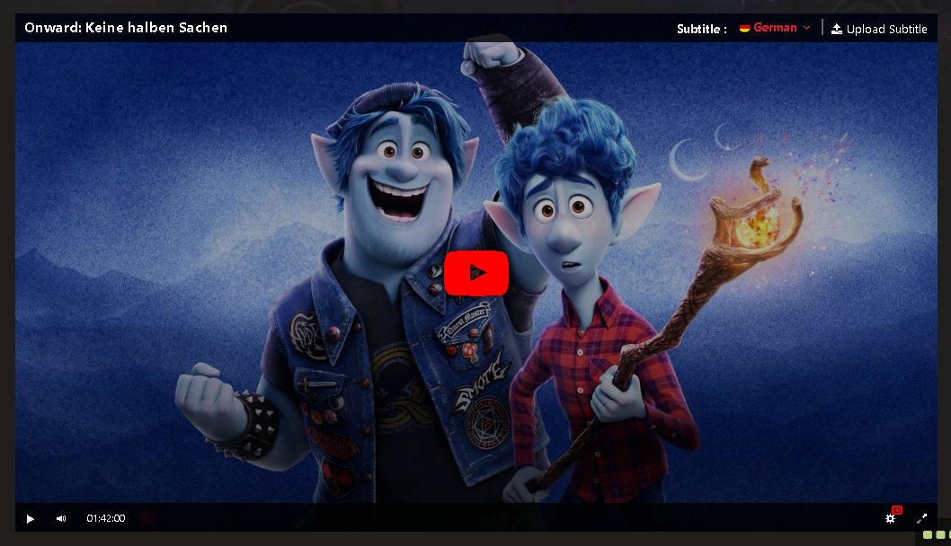 Hd En Avant 2020 Film Complet En Francais In 2020 Walt Disney Pictures Disney Pictures Animation