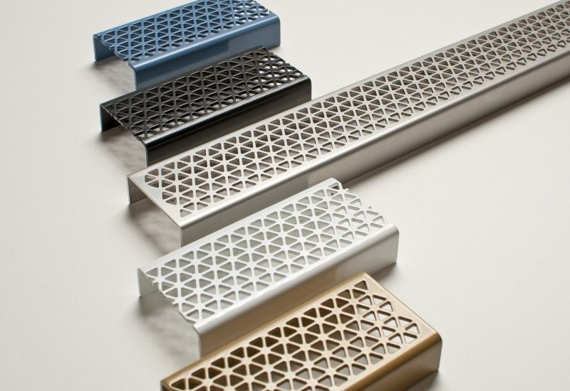 MND Linear Drainage System Linear drain, Design