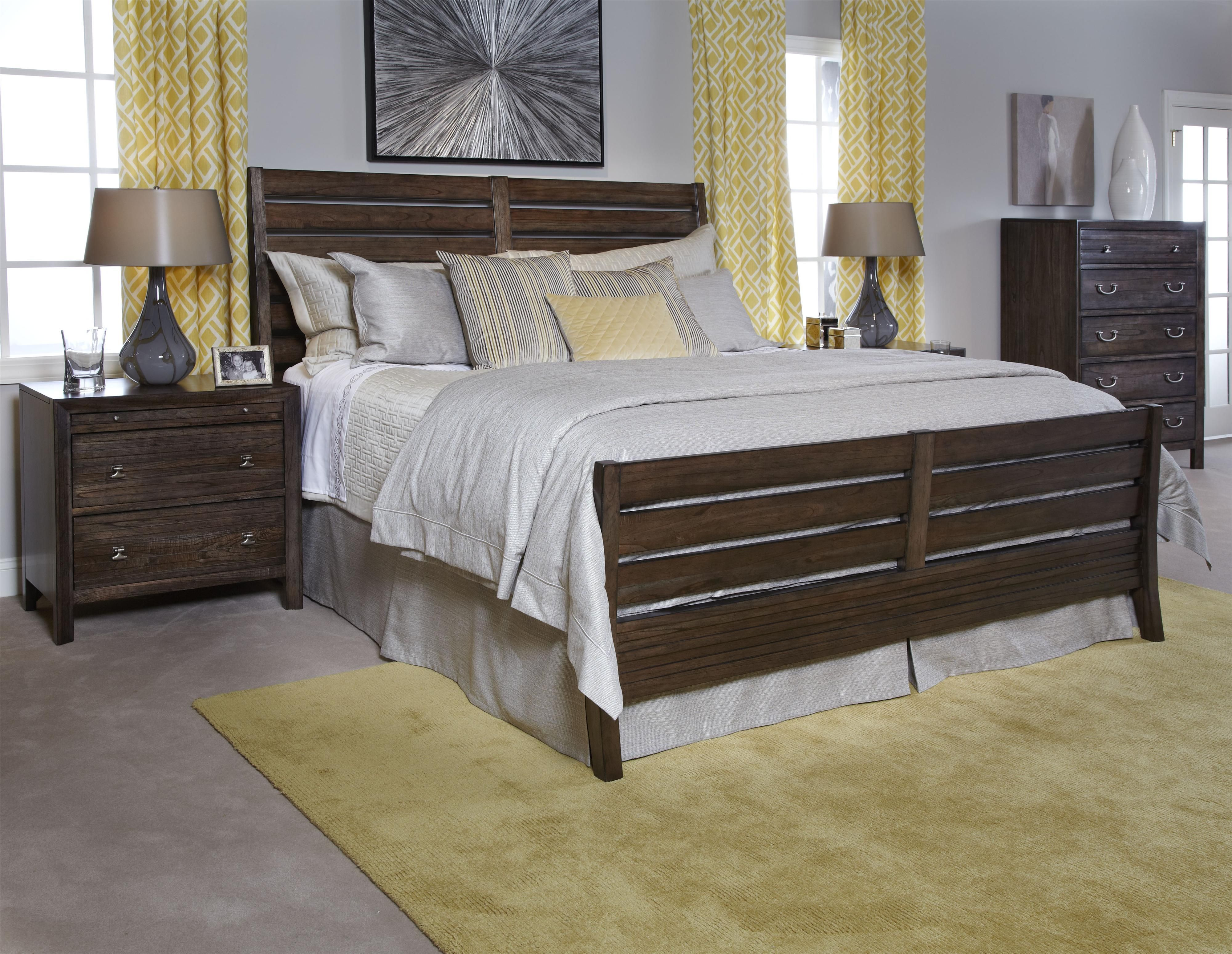 Sturlyn Queen Sleigh Bed by Kincaid Furniture Home