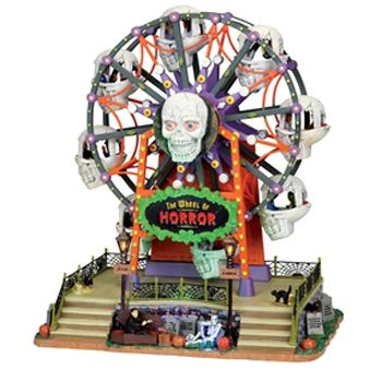 Lemax Collectibles | Lemax Spooky Town