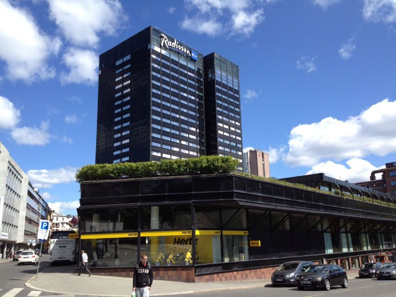 Hotels In Oslo Norway Radisson Blu Scandinavia Hotel Review Life