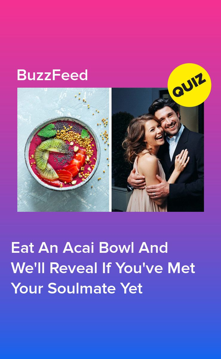 How will i meet my soulmate playbuzz