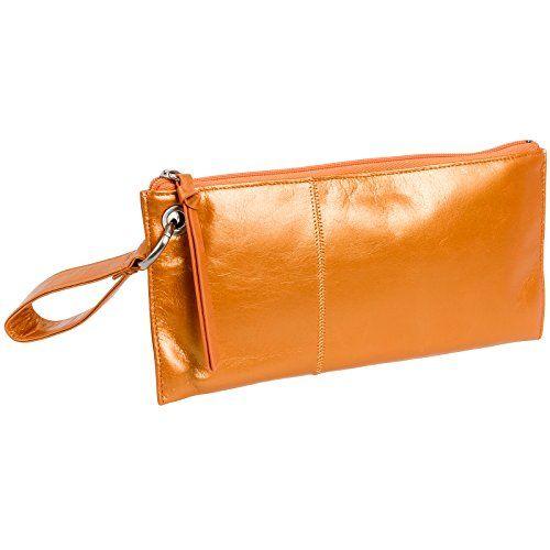 Leather Zip Around Wallet - AT HAMPTONS ZIP WALLET by VIDA VIDA DJ0P3Ct9