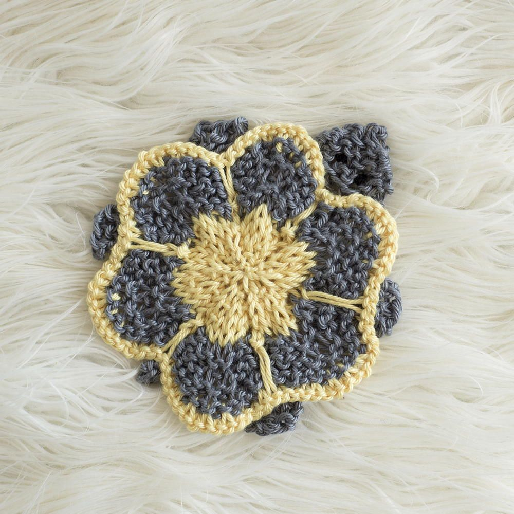 Turtle Coaster Knitting Pattern | Knitting patterns, Coasters and Turtle