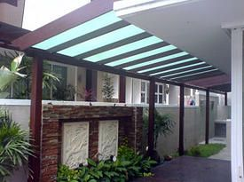 Tempered Glass Roof Malaysia Google Search Glass Roof Outdoor