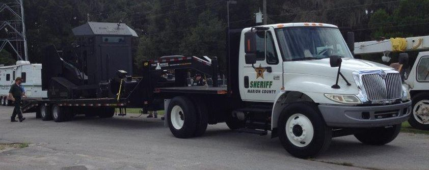 The marion county sheriffs office loves their custom