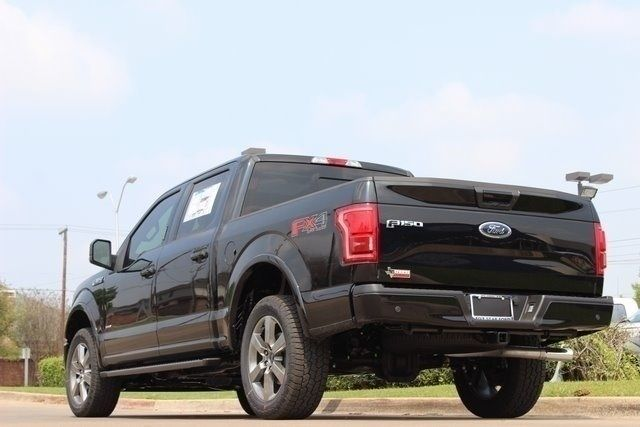 2017 F 150 Texas Edition