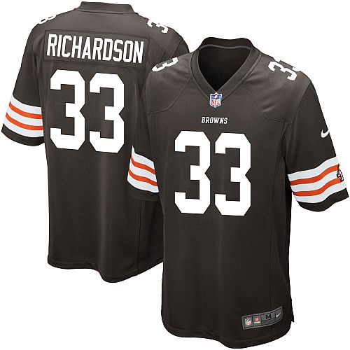 18aa6f662e4 Youth Nike Cleveland Browns http    33 Trent Richardson Game Team ...