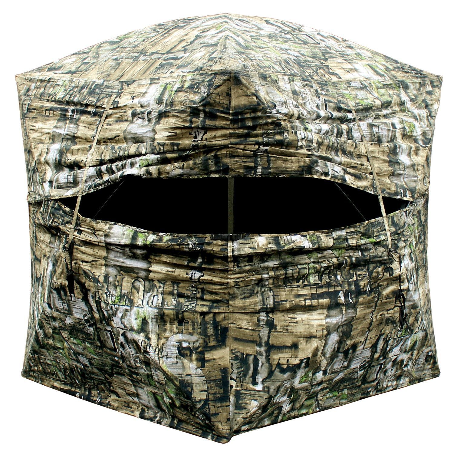 Primos Double Bull Deluxe Ground Blind | スパイ道具, サバゲー