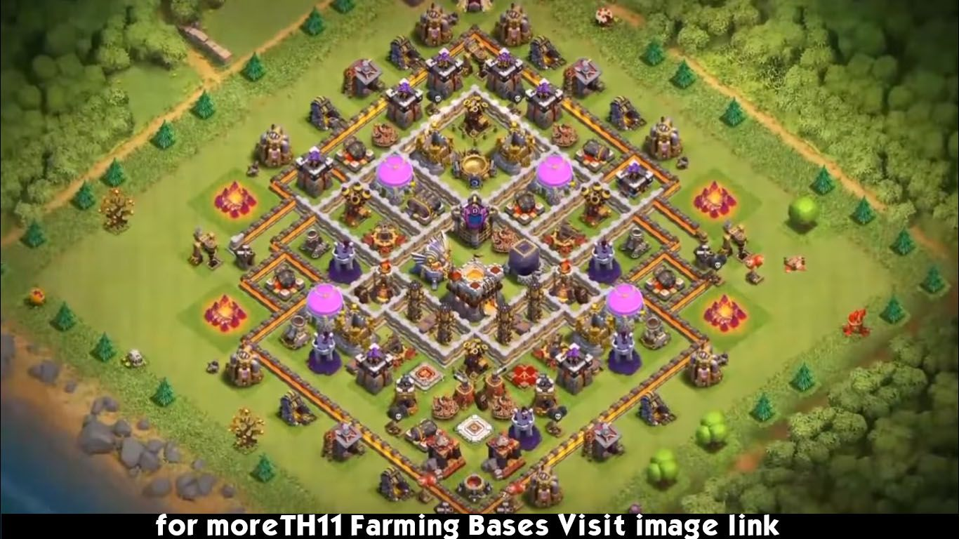 Undefeated Best Th11 Farming Base 2019 1
