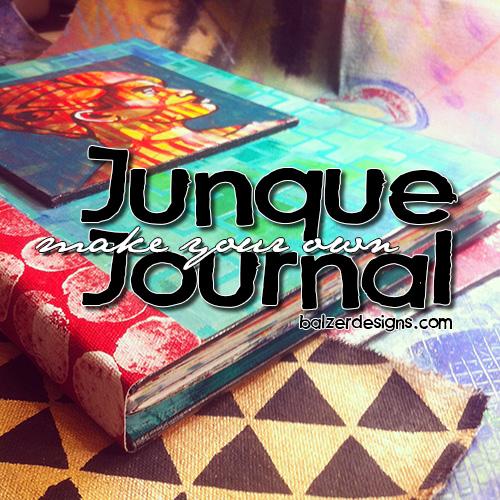 Junque Journal Bundle | Balzer Designs Classroom | Art ...