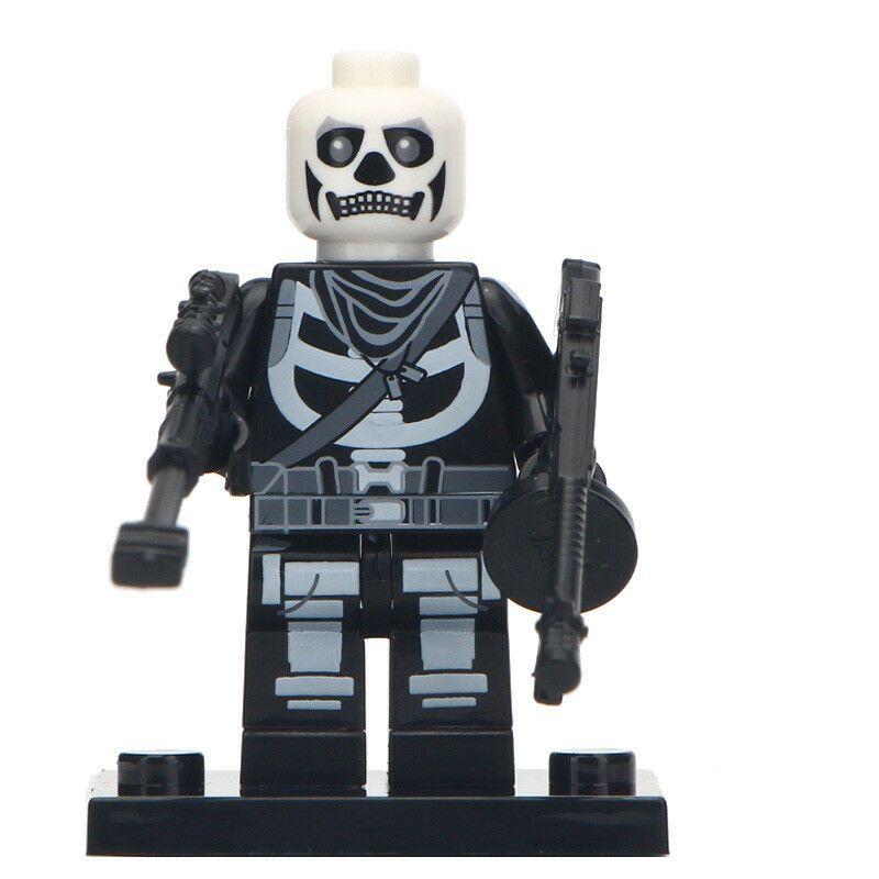 Wild Dog Jack Wheeler Marvel DC Comics Lego Moc Minifigure Gift For Kids