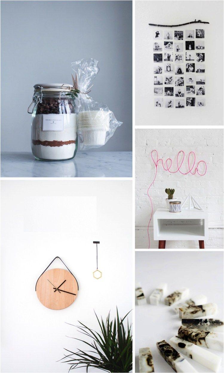 24 DIY homemade Christmas gifts for the whole family | Diy homemade ...