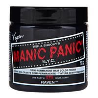 Manic Panic Hair Dye In Raven Jet Black Http Www Manicpanic Biz Store P 78 Raven Classic Cream For Manic Panic Hair Manic Panic Hair Color Hair Color Cream