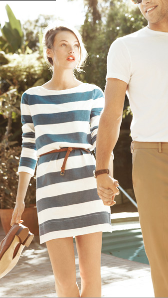 casual chic by none other than jcrew.