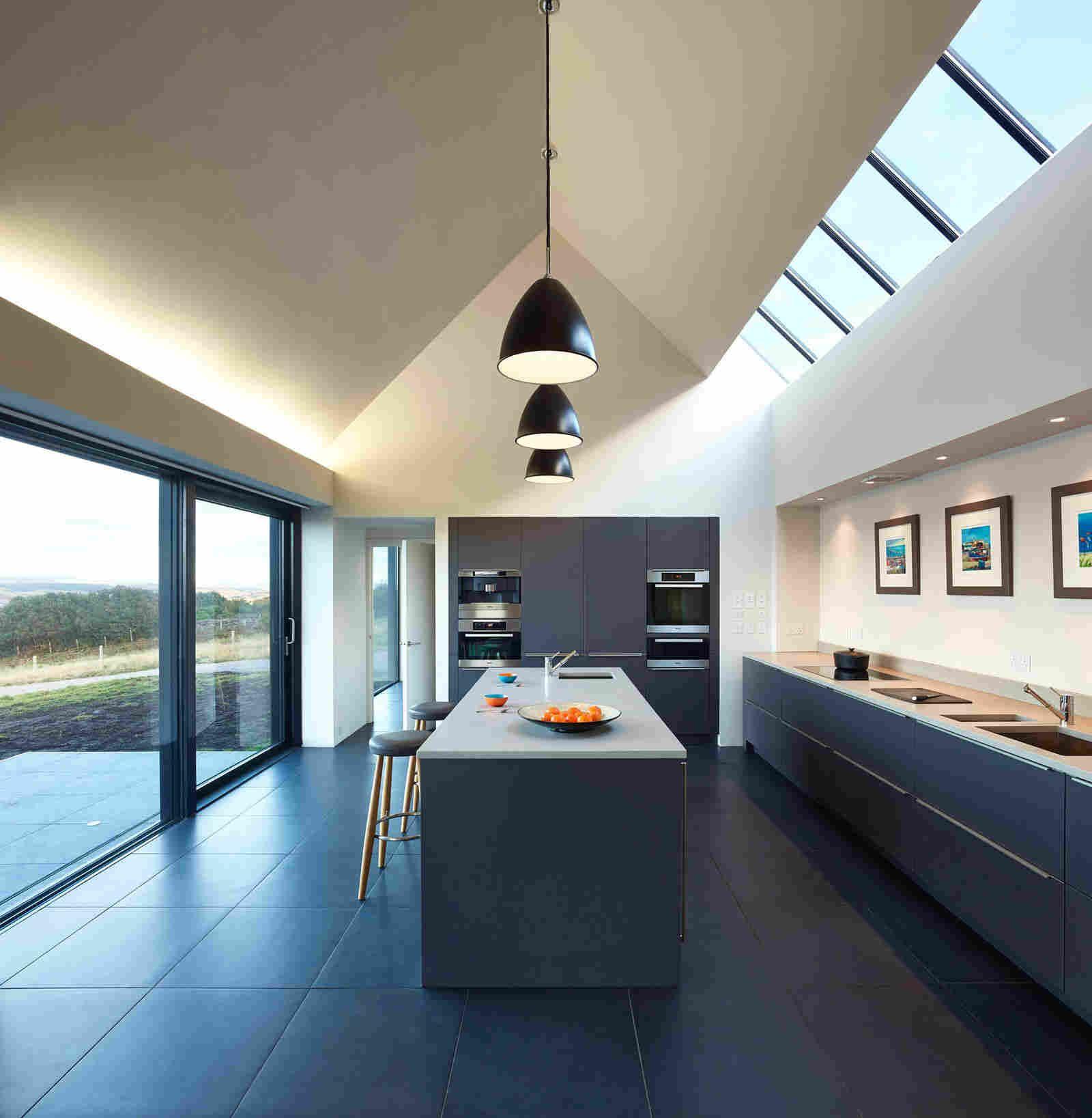 Дом на берегу залива в Великобритании | Depto y Casas