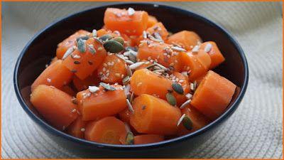 Carote all'insalata - Ricette di non solo pasticci