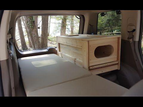 2 ford explorer camper