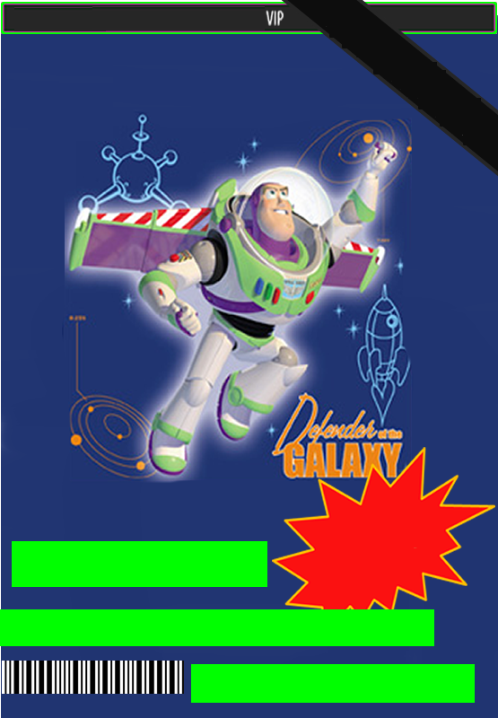 Buzz Light Year Free Printable Kit In 2019 Toy Story