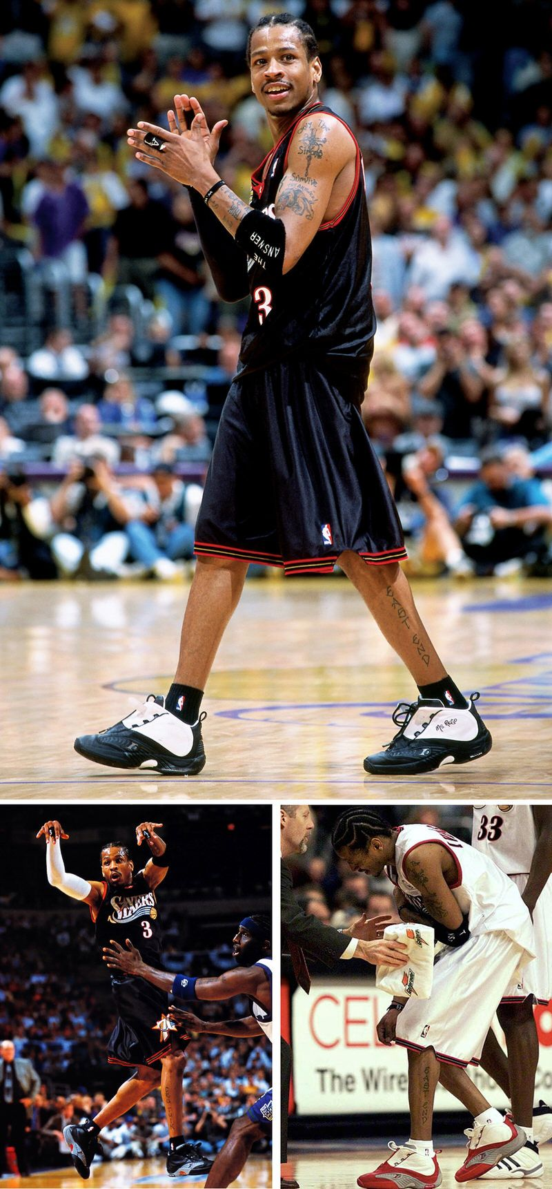 History Of Allen Iverson Reebok Shoes Nice Kicks In 2021 Allen Iverson Basketball Clothes Allen Iverson Shoes