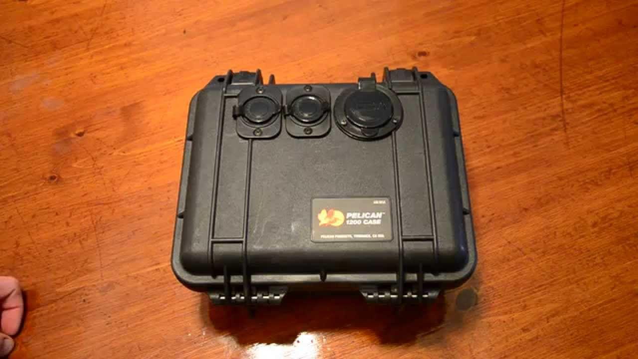 ef6aac3d3459ded9c394b08e32870e8a how to build a better 12v battery box for kayak fishing youtube