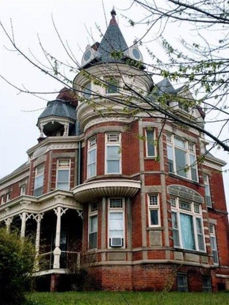 Pin de Miriam Morales en Victorian houses | Pinterest | Casas ...