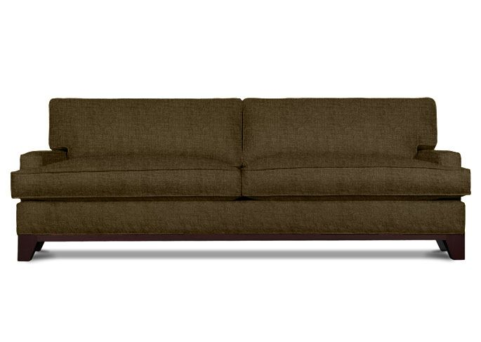 Chesterfield Sofa Eisenhower Sofa Thrive Furniture Made to order Danish Modern from L A But at