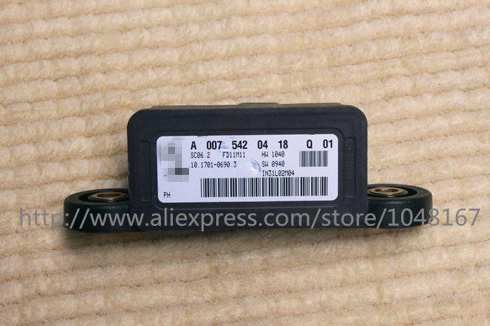 Case For Benz Yaw Acceleration Sensor Oe No A0075420418q01 A