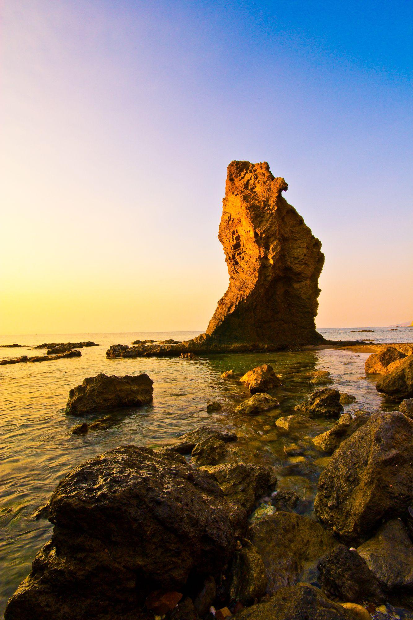 Beautiful Shapes & Seascapes - Mojácar Playa