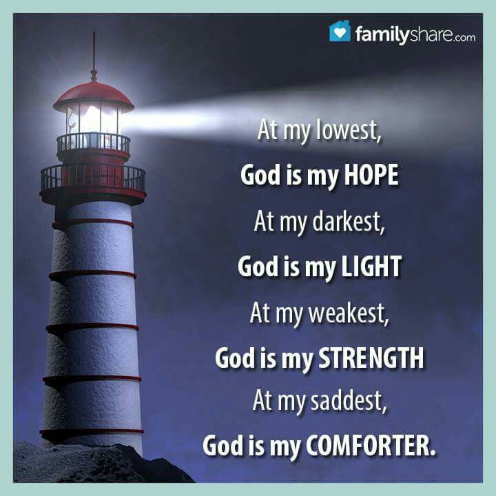 God is ...
