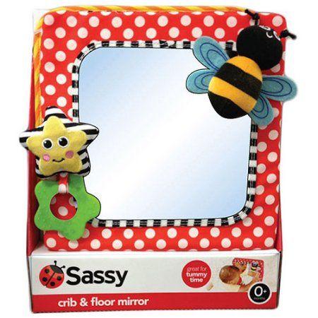 Home Baby Toys Baby Mirror Floor Mirror