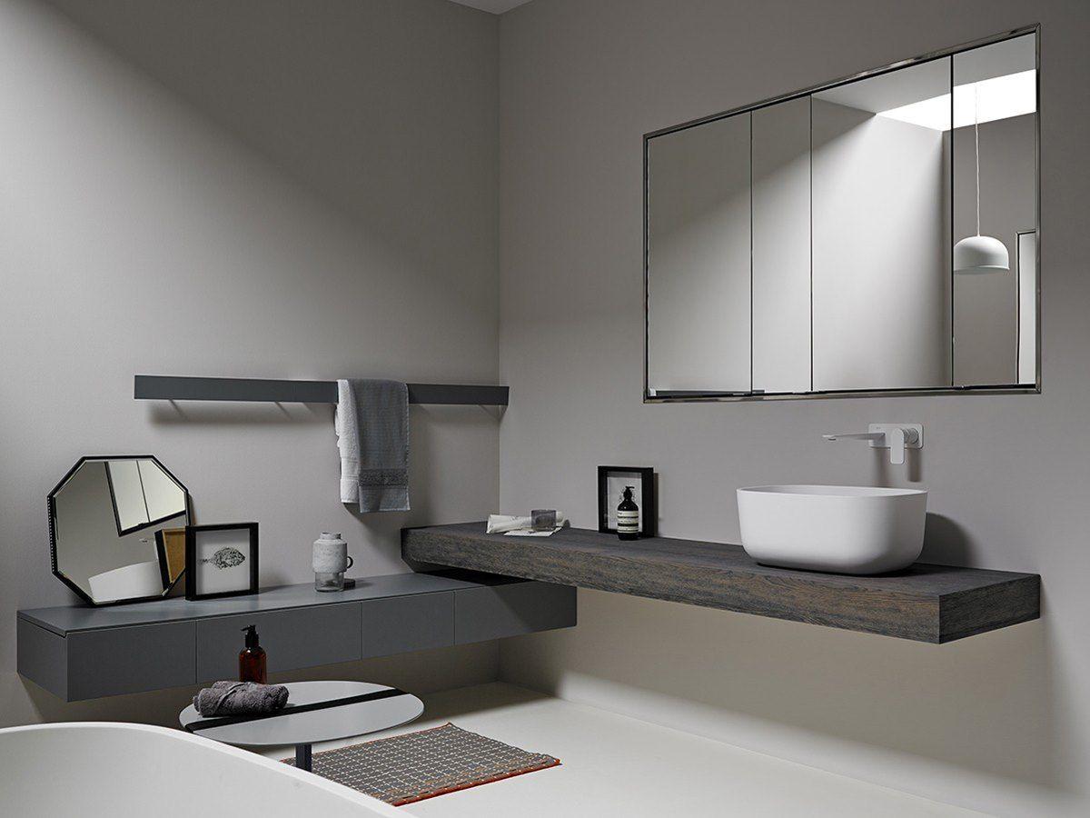 Combinados espejos armario para ba os en barcelona ibani - Armario de bano con espejo y luz ...