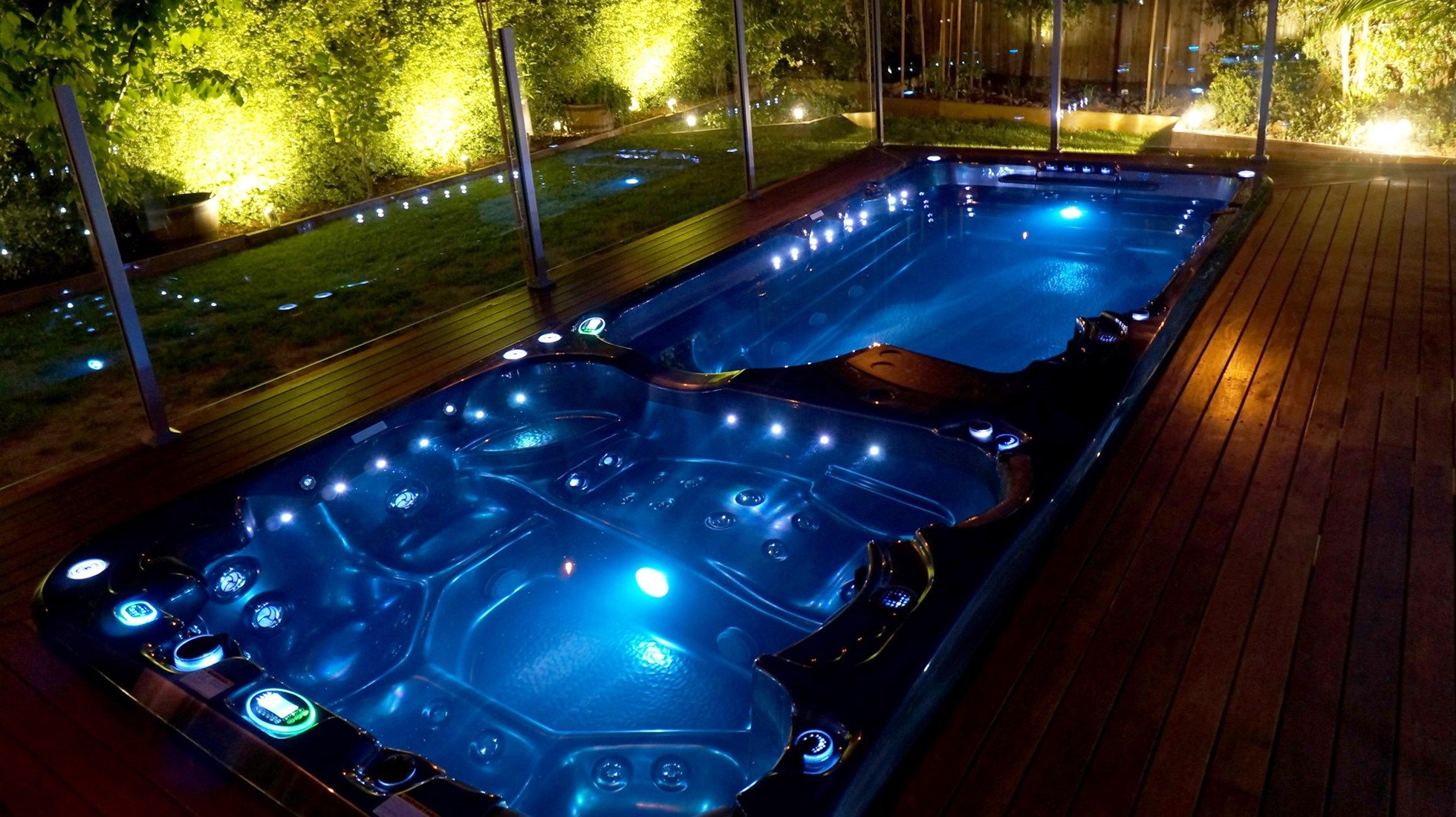 Pictures And Images Of Outdoor Spas Gazebos And Swim Spas Taken In Australia New Zealand France And The Uk Spa Pool Swim Spa Outdoor Spa