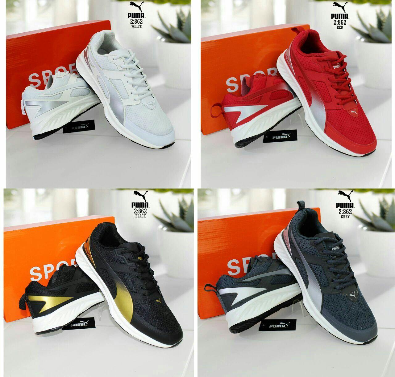 Sepatu Puma 862 Semprem Insole 40 26cm 41 26 5cm 42 27cm 43 27